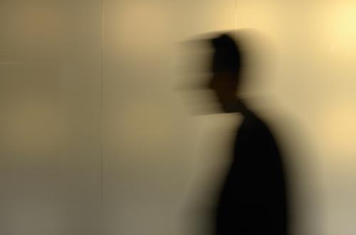 צללית אדם, סכיזופרניה (צילום: אילוסטרציה)