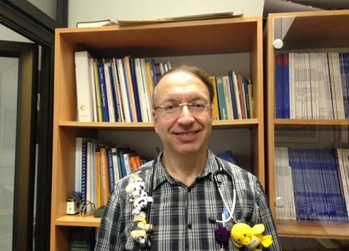 פרופ' מיכאל וילשנסקי (צילום: פרטי)