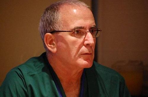 """ד""""ר דני סימון (צילום: """"שיבא"""")"""
