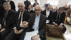 """מנכ""""ל הדסה, אביגדור קפלן, במהלך הדיונים בבית המשפט (צילום: פלאש 90)"""