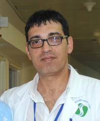 """ד""""ר מיקי גידון (צילום: """"סורוקה"""")"""