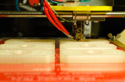 הדפסה תלת-מימדית (צילום: אילוסטרציה)
