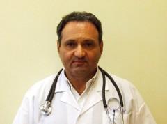 """פרופ' ג'מאל זידאן (צילום: חנה ביקל / """"זיו"""")"""