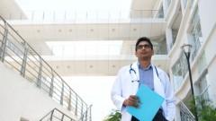 רופא מהודו (צילום: אילוסטרציה)
