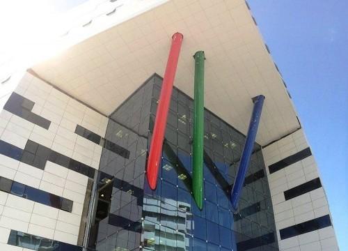 """בית החולים לילדים – חזית אחורית (צילום: נתנאל אייזיק / רמב""""ם)"""