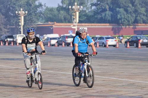 פעילות גופנית להורדת משקל בסין (צילום: אילסוטרציה)