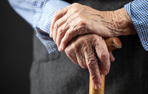 זקנה, אשה מבוגרת (צילום: אילוסטרציה)
