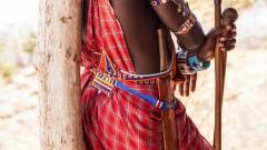 בן שבט מסאי בקניה (צילום: אילוסטרציה)