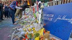 אתר זיכרון לקורבנות הפיגוע במרתון בוסטון (צילום: אילוסטרציה)