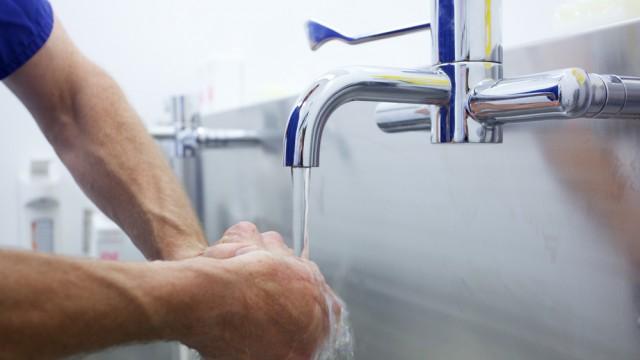היגיינה בבתי חולים, שטיפת ידיים (צילום: אילוסטרציה)