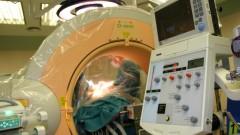"""מערכת O-ARM להדמיה תלת-ממדית (צילום: """"אסף הרופא"""")"""