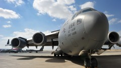 """מטוס תובלה של צבא ארה""""ב (צילום: אילוסטרציה)"""