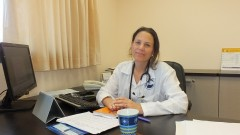 """ד""""ר אורנה ניצן (צילום: ביה""""ח """"פוריה)"""