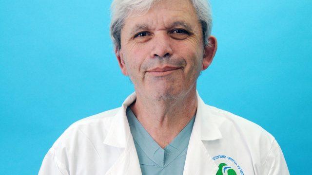 """ד""""ר גבעול נבות, מנהל המערך לפה ולסת בסורוקה (צילום: """"סורוקה"""")"""