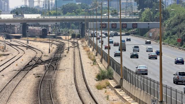 זיהום אוויר כתוצאה מכלי רכב (צילום: אילוסטרציה)