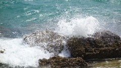 ים סוער (צילום: אילוסטרציה)