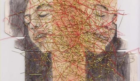 איריס קובליו - ציור על עטיפת תרופה