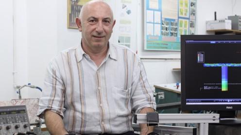 """פרופ' דניאל ריטל (צילום: """"הטכניון"""")"""