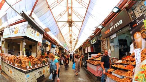 שוק מחנה יהודה בירושלים (צילום: אילוסטרציה)