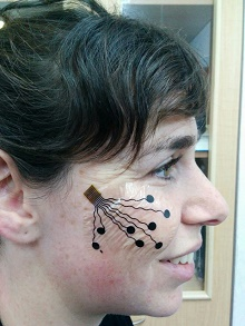 """לילך אינזלברג, דוקטורנטית מביה""""ס סגול למדעי המוח, המובילה את פיתוח הטכנולוגיה (צילום: """"אוניברסיטת תל אביב"""")"""