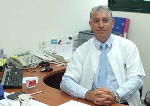 """ד""""ר סוהיל נסראללה (צילום: """"פורייה"""")"""