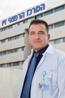"""ד""""ר סלמן זרקא, מנהל """"זיו"""" (צילום: """"זיו"""")"""
