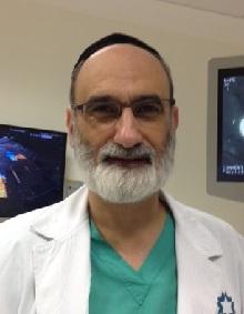 "ד""ר אלאין דנקור (צילום: ""שערי צדק"")"