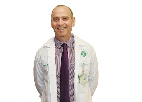 """ד""""ר ז'אן מרק ווינשטין (צילום: """"סורוקה"""")"""