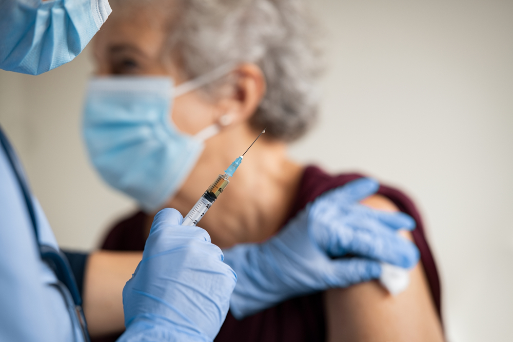 The rate of vaccinators in Israel against winter flu is double compared to last year